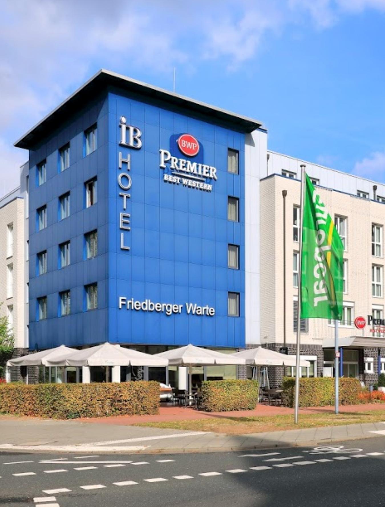 Frankfurt - IB Hotel Friedberger Warte