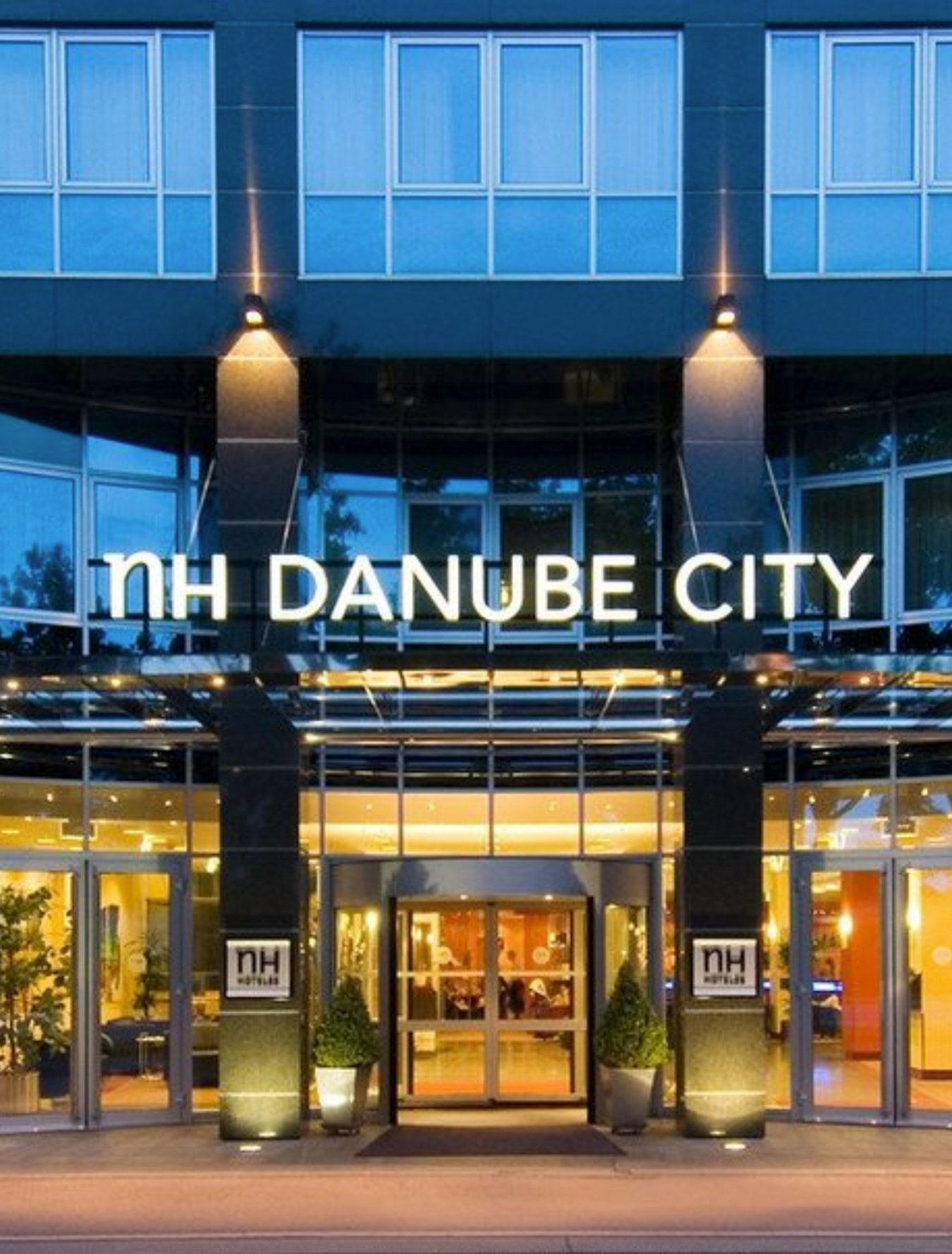 Wien - NH Danube City