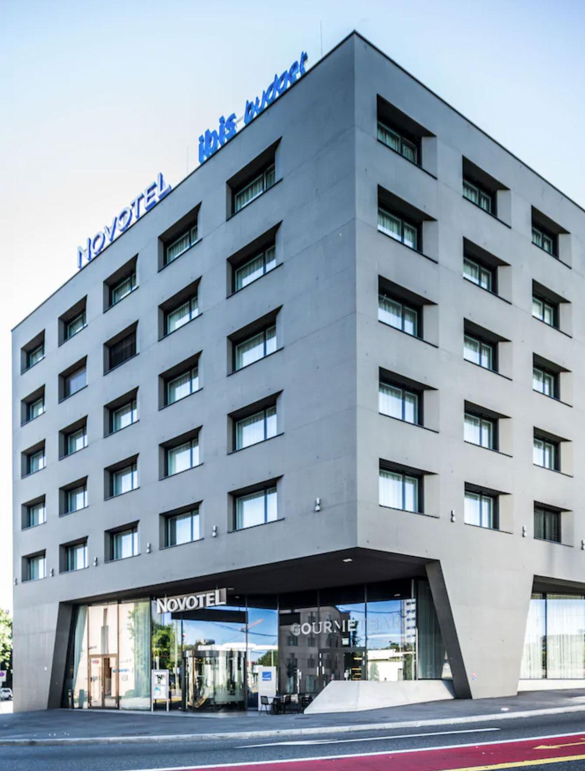 Basel - Novotel Basel City